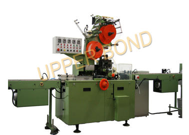 HLP2 Green Cigarette Packing Machine 0.60mpa For Wapper